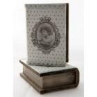 CL6066 Шкатулка-книжка деревянная